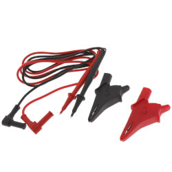 Test Leads w/ Alligator Clip Product Image