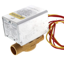 """3/4"""" Sweat Zone Valve<br>w/ 18"""" Leads Product Image"""