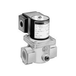 """1/2"""" NPT Pipe Size Solenoid, Normally Closed Gas Valve, 2 psi rated Product Image"""