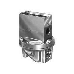 """1"""" NPT Pipe Size, Diaphragm Gas Valve, Normally Closed, 1 max. psi, 24 Vac Product Image"""