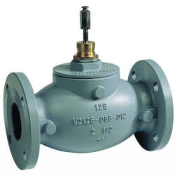 """4"""" Flanged Globe Valve<br>w/ Linear Flow (155 Cv) Product Image"""