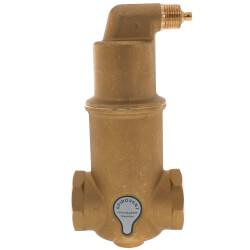 "1-1/4"" Spirovent Jr.<br>Air Eliminator (Threaded) Product Image"