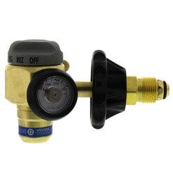 Nitrogen Purging/Test Regulator w/ 250 PSI Test Pressure Product Image