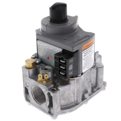 Standard Dual Direct Ignition/Intermittent Pilot Gas Valve Product Image