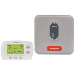 RedLINK Wireless FocusPro Non-Programmable Thermostat Kit Product Image