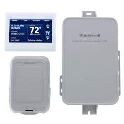 Prestige RedLINK IAQ Kit - w/ White T-stat, EIM, Outdoor & 2 Duct Sensors Product Image