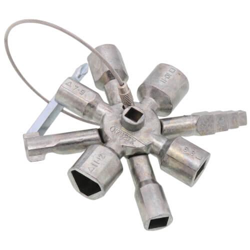 3-3/4'' TwinKey Universal Control Cabinet Key Product Image