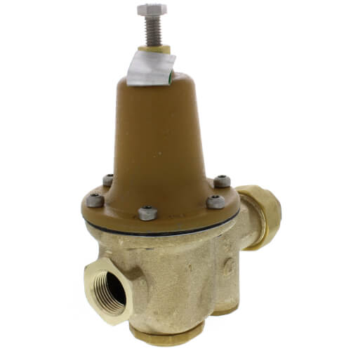 """3/4"""" LFU5B-Z3 Pressure Reducing Valve with Bypass Check Valve, Lead Free Product Image"""