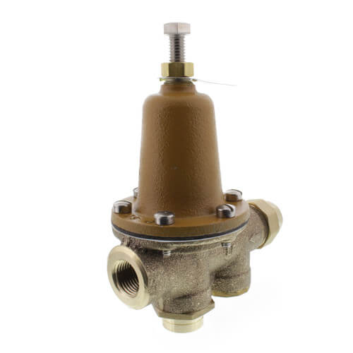 """1/2"""" LF25AUB-LP-Z3 Low Pressure Reducing Valve (Threaded F Union Inlet x NPT Threaded F Outlet) Product Image"""