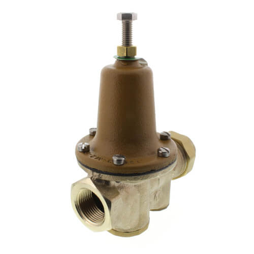 """1"""" LF25AUB-HP-Z3 Pressure Reducing Valve, 75-125 psi, Lead Free (FNPT Union Inlet x FNPT Outlet) Product Image"""