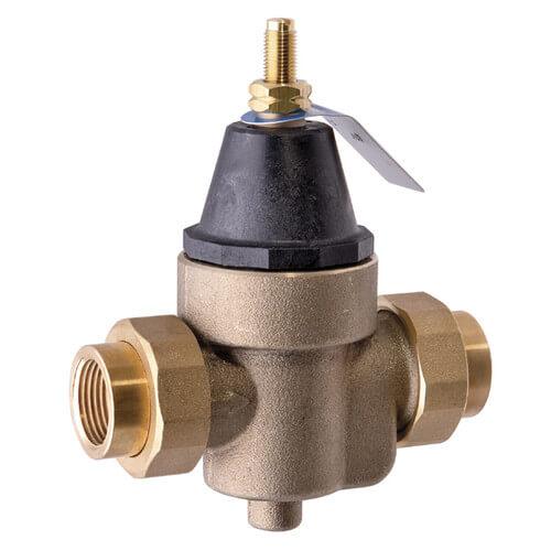 "1/2"" LFN45BM1 Water Pressure Reducing Valve, Lead Free Product Image"