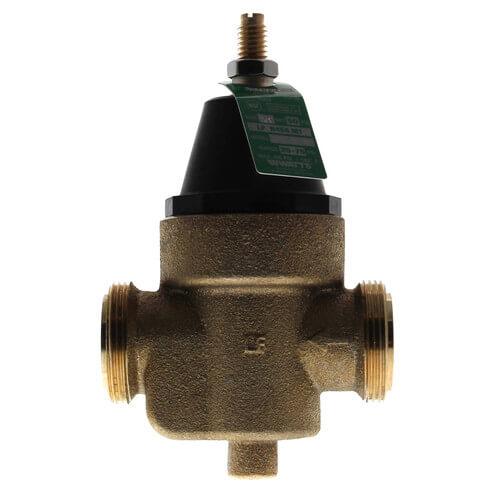 "3/4"" LFN45BM1 Water Pressure Reducing Valve, Lead Free Product Image"
