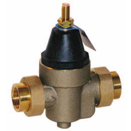 "1"" LFN45BM1-DU-S Water Pressure Reducing Valve, Lead Free Product Image"