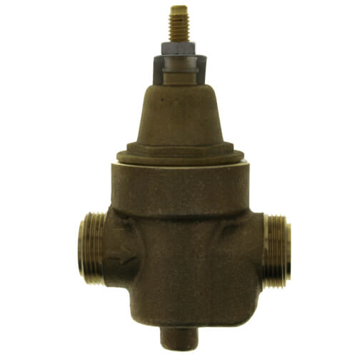 "LFN55B-M1 - 1/2"" NPT Female Water Pressure Reducing Valve (Lead Free) Product Image"