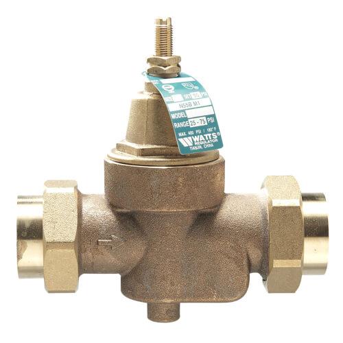 "LFN55BM1-DU-G - 3/4"" FPT Water Pressure Reducing Valve (Lead Free) Product Image"