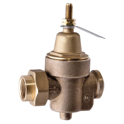 "1"" LFN55BM1-DU Water Pressure Reducing Valve (Lead Free) Product Image"