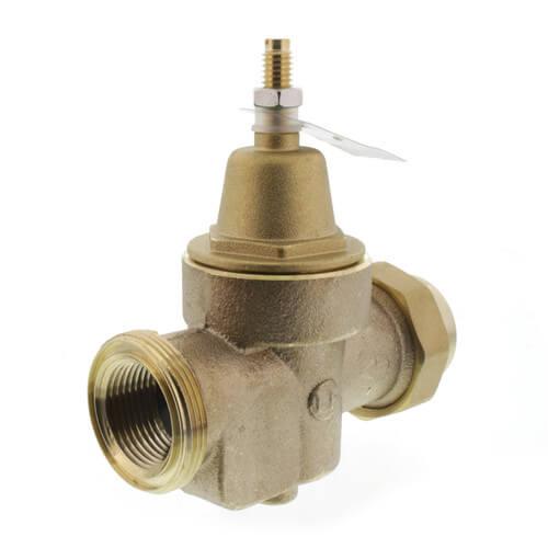 "1"" LFN55BM1-U Water Pressure Reducing Valve (Lead Free) Product Image"
