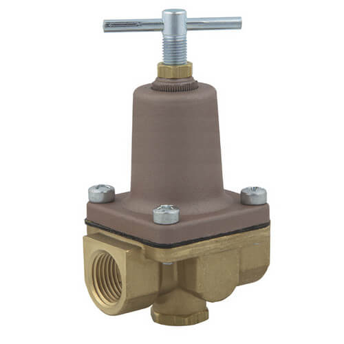 """1/4"""" LF26A Small Water Pressure Regulator, Lead Free Product Image"""