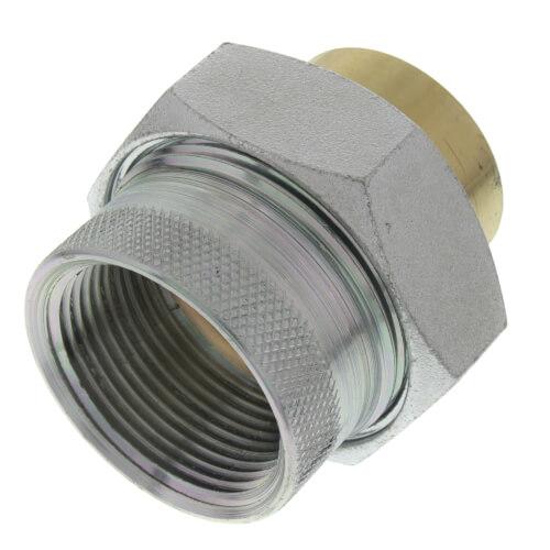"1-1/4"" LF3001A CxF Dielectric Union, Lead Free Product Image"