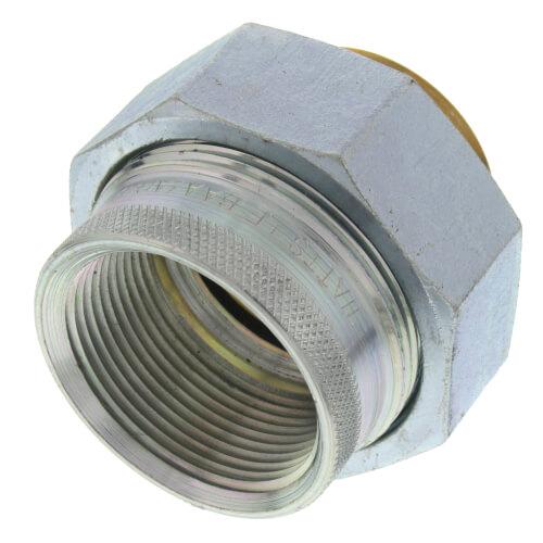 "1-1/2"" LF3001A CxF Dielectric Union, Lead Free Product Image"