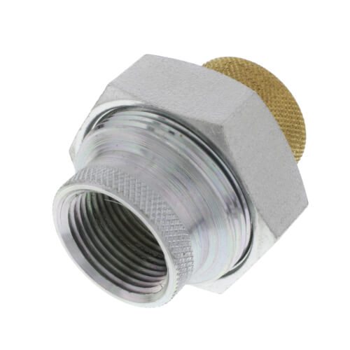 """1"""" LF3003 FxF Dielectric Union, Lead Free Product Image"""