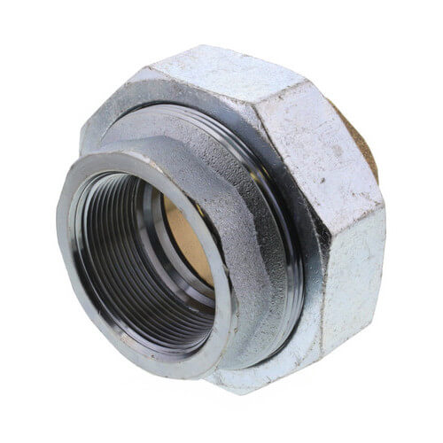 """2"""" LF3003 FxF Dielectric Union, Lead Free Product Image"""