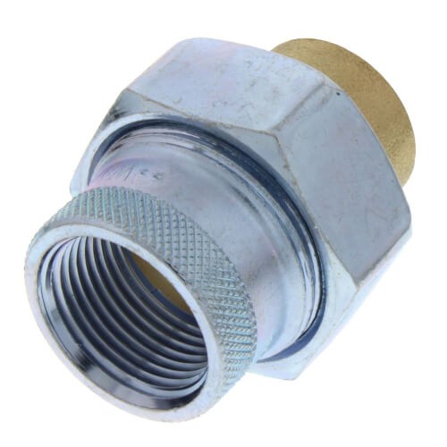 """3/4"""" LF301 FxSweat Dielectric Union w/ EPDM Gasket, Lead Free Product Image"""