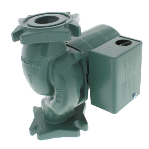 0010 3-Speed Cast Iron Circulator - Integral Flow Check, 1/20 HP Product Image