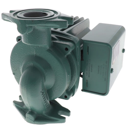 0011 Variable Speed Delta-T Cast Iron Circulator Pump, 1/8 HP Product Image