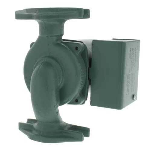 0015 3-Speed Cast Iron Circulator - Integral Flow Check, 1/20 HP w/ Rotated Flanges Product Image