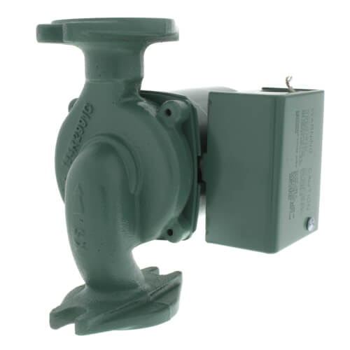 0015 3-Speed Cast Iron Circulator - Integral Flow Check, 1/20 HP Product Image