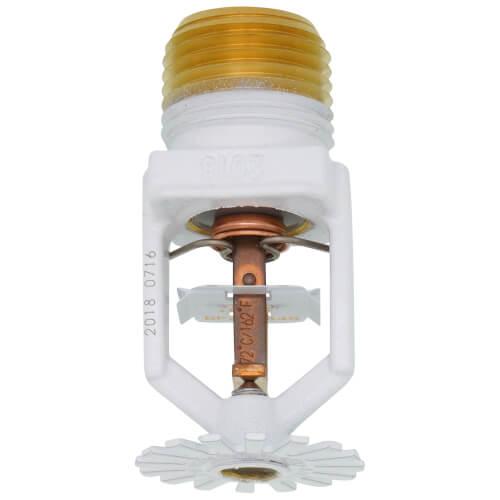 FR-QR Pendent Sprinkler (SS2551), QR, 5.6K, 162°F - White - Head Only Product Image