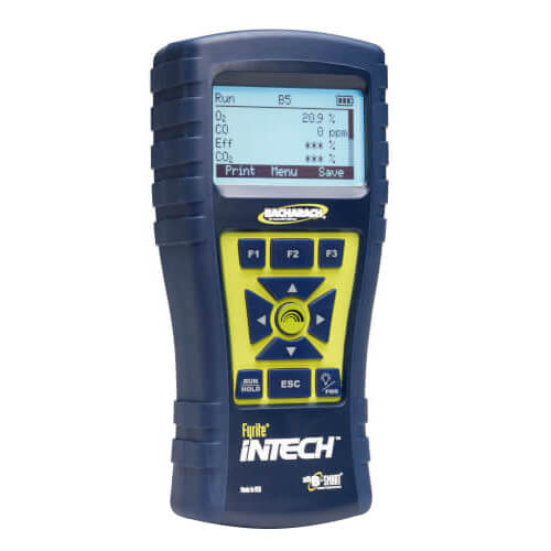 Fyrite Intech Residential Combustion Analyzer w/ O2 Sensor Product Image