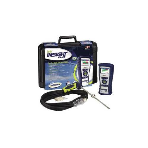 Fyrite INSIGHT Plus Basic with Long Life O2 Sensor Electronic Combustion Analyzer Product Image
