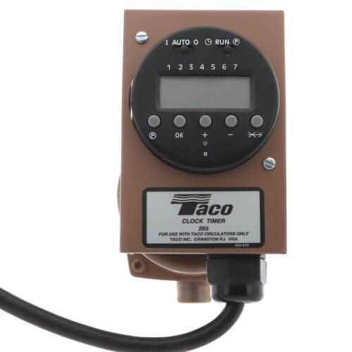 "003 Plumb n' Plug Pump w/ Analog Timer, 1/40 HP (1/2"" Sweat) Product Image"