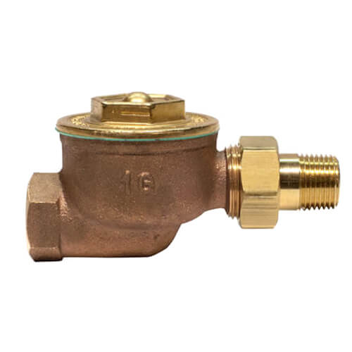 """3GH, 3/4"""" Straight Radiator Steam Trap Product Image"""