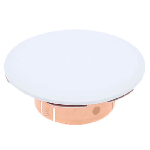 """Cover Plate for RC Sprinklers, 140°F, 3-1/4"""" Round (White) Product Image"""