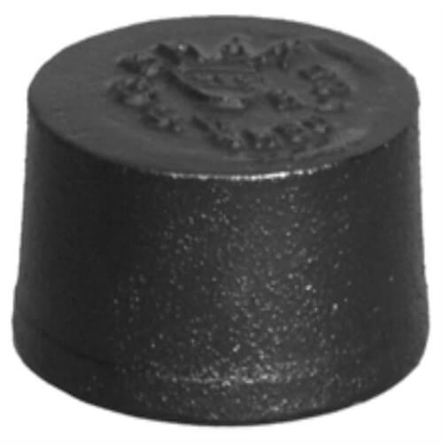 """3"""" No Hub Cast Iron Blind Plug Product Image"""