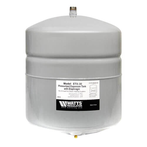 ETX-30, 4.5 Gallon Non-Potable Water Expansion Tank Product Image
