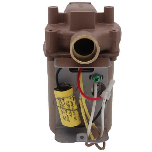 "008 (3/4"" Sweat) Taco Bronze Circulator, 1/25 HP (115V) Product Image"