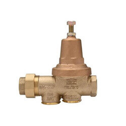 """3/4"""" 625XL Single Union FNPT Pressure Reducing Valve w/ Integral By-Pass Check Valve & Strainer (LF) Product Image"""