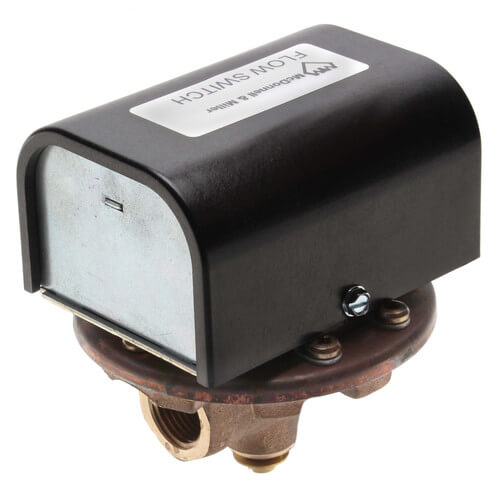 "FS1-J, High Sensitivity Flow Switch, 1/2"" NPT (w/ BSPT Threads) Product Image"