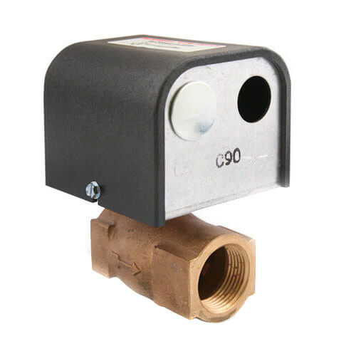 """FS5-S-1, 1"""" Flow Switch w/ Stainless Steel body Product Image"""