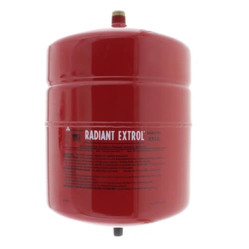 RX-15 Radiant Extrol Expansion Tank (2 Gallon Volume) Product Image