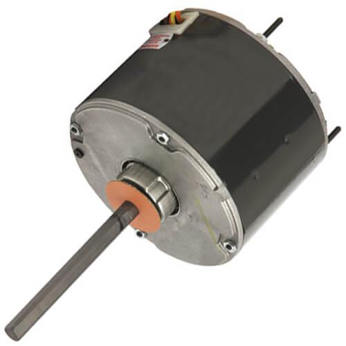 "5"" Copeland Condenser Fan Motor (208-230V, 1/6 HP, 1550 RPM) Product Image"