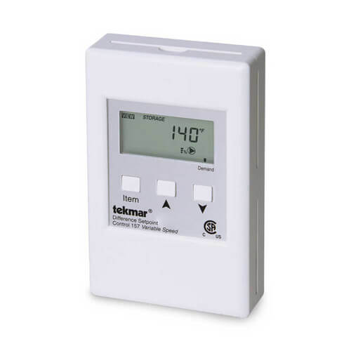 Difference Setpoint Control - Variable Speed Product Image