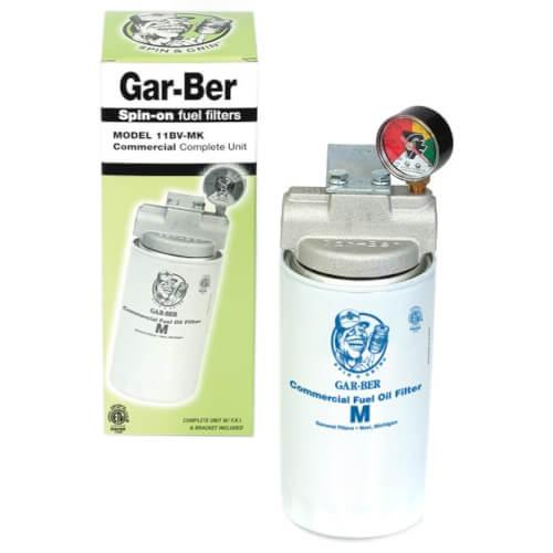 11BV-MK Gar-Ber Spin-On Fuel Oil Filter Product Image