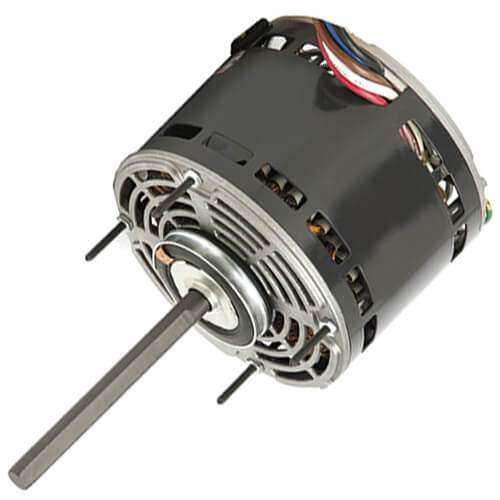 """5.6"""" PSC Direct Drive Blower Motor, No Capacitor (115V, 1/2 HP, 1625 RPM) Product Image"""