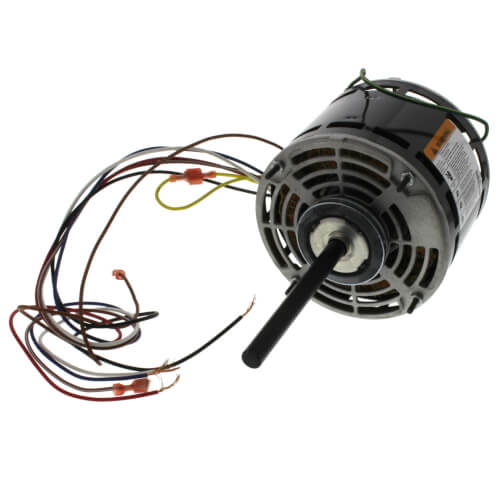 """5.6"""" PSC Direct Drive Fan & Blower Motor, No Capacitor (115V, 1/4 HP, 1075 RPM) Product Image"""
