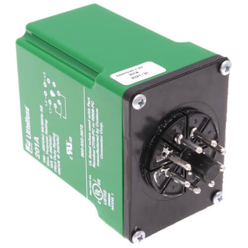 3 Phase SPDT Dual Range Plug-In Line Voltage Monitor w/ High Voltage Detection (190-480V) Product Image